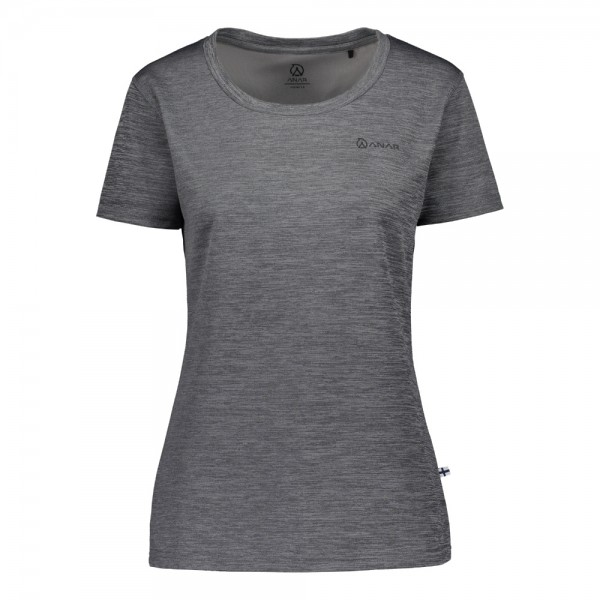 Anar Dahkki Damen T-Shirt grau