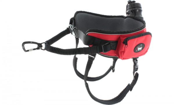 I-Dog Canicross Hüftgurt Comfort Trek Einheitsgröße