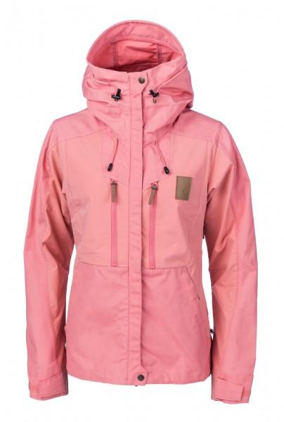 Anar Galda Damen Jacke rosa