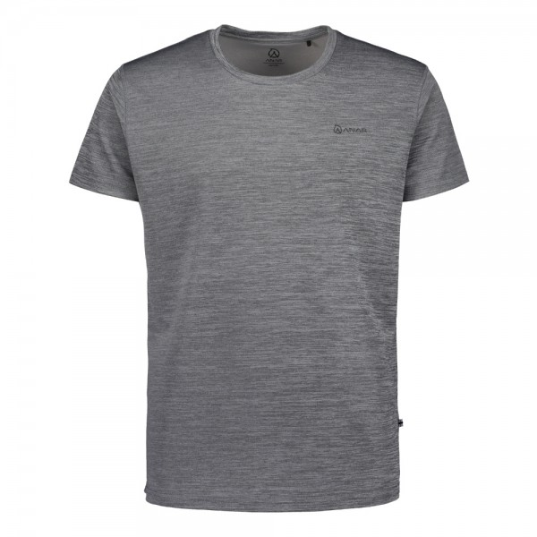 Anar Dahkki Herren T-Shirt grau