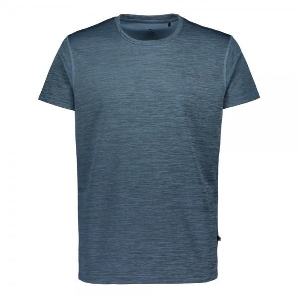 Anar Dahkki Herren T-Shirt blau