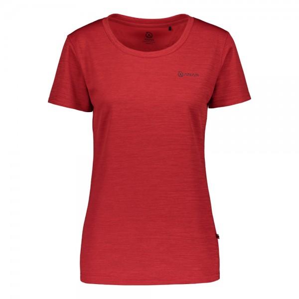 Anar Dahkki Damen T-Shirt rot