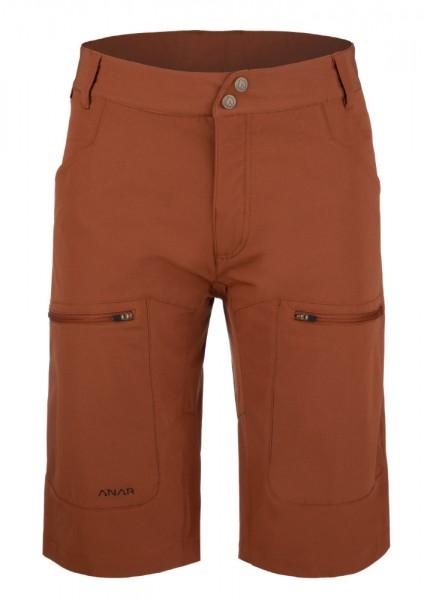 Anar Herren Shorts Gahta orange-braun