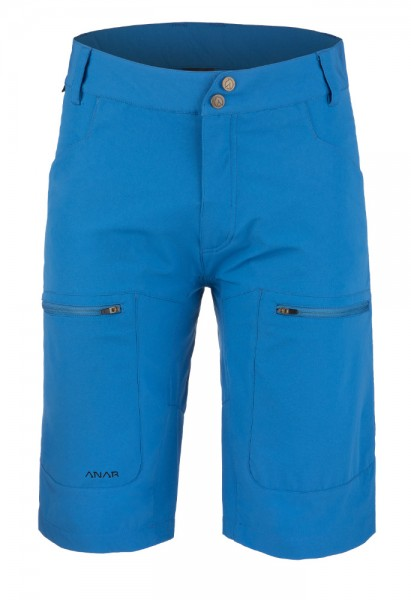 Anar Herren Shorts Gahta blau
