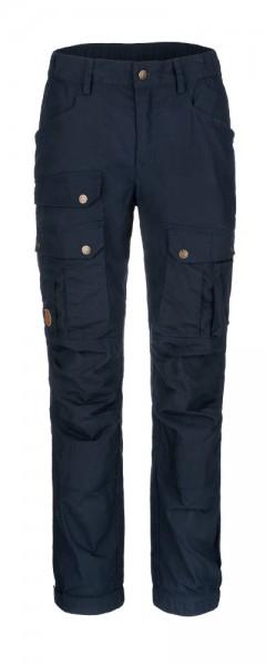 Anar Damen Outdoor-Hose Eco Light navy blau