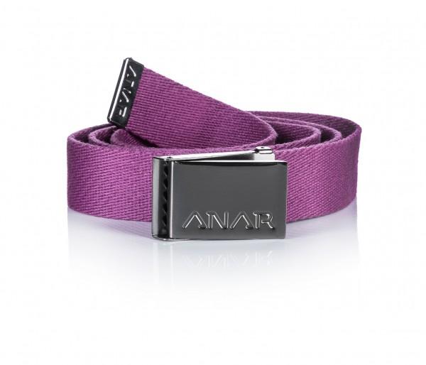 Anar Baddi Gürtel violett