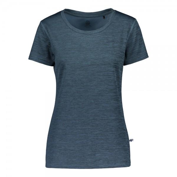 Anar Dahkki Damen T-Shirt blau
